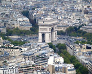 Arc de Triomphe - Click to view details