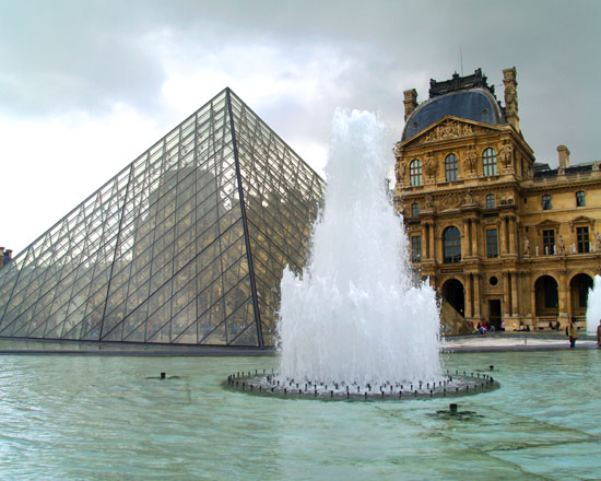 The Louvre Museum
