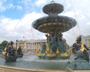 Place de la Concorde Fountain - Click to view details