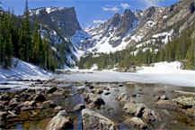 Dream Lake - Click to view details