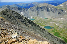 Quandary Summit View - Click to view details