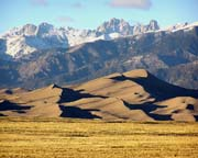The Great Sand Dunes - Click to view details