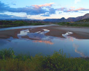 Green River Sunrise - Click to view details
